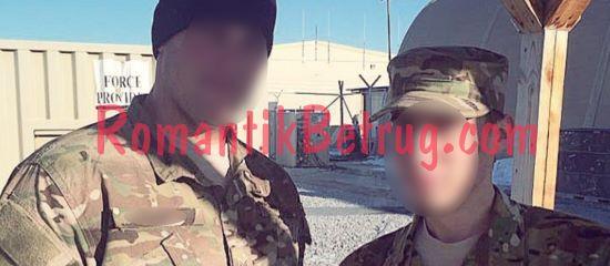 Typische Lügen der Romance Scammer - Ein Soldat im Ausland benötigt Geld.