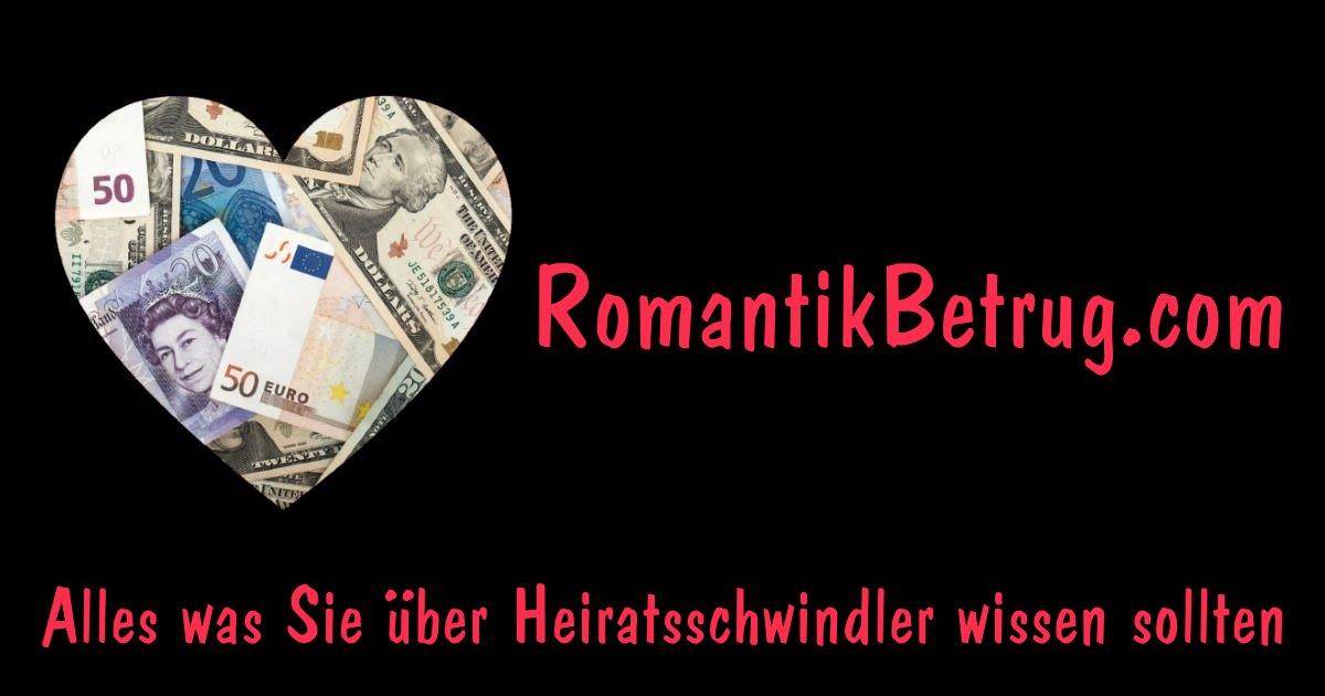 Erfahrungen romance scamming Romance Scammer
