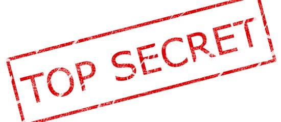 Geheime Missionen werden von Betrügern oft genannt um ihre Lügen zu verschleiern.